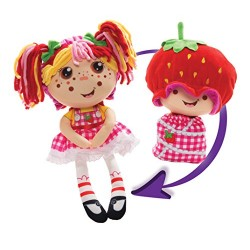 FlipZee Girls Zana Soft Doll