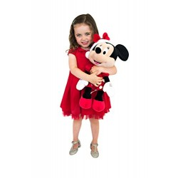 Disney Christmas Minnie Mouse Medium 18