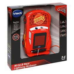 Vtech 197003 Write and Race Mcqueen Game