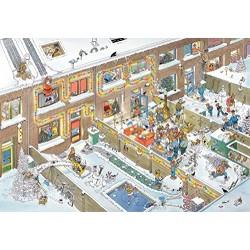 Jan van Haasteren Christmas Eve Jigsaw Puzzle (2000
