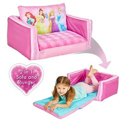 Disney 286DPE01E Princess Flip Out Mini Sofa