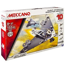 Meccano 6026717 10 Model Set