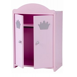 Roba Sophie Doll Furniture Princess Series Doll Accessories Pink Lacquer