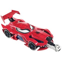 Mattel Hot Wheels FGL45 Marvel Spiderman Mega Car Starter