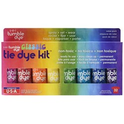 SEI Tumble Dye Craft and Fabric Tie