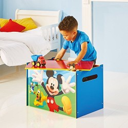Disney Mickey Mouse Kids Toy Box