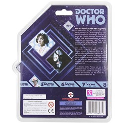 Underground Toys Doctor Who Peri and Sharaz Jek Action Figure , 5