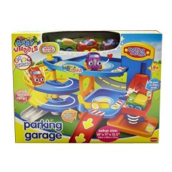 Baby Wheels 31298 Parking Garage Playset