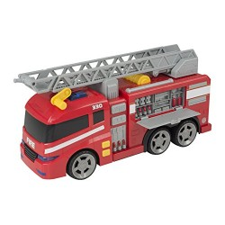 Teamsterz 1416390 Light and Sound Fire Engine Toy, 3