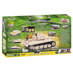 COBI 2477 Tiger 131 Army Model