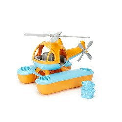 Green Toys Seacopter (Orange)