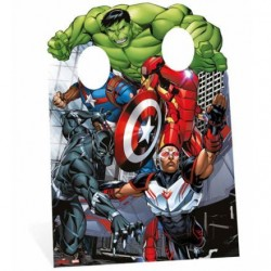 Star Cutouts SC814 Avengers Assemble Child