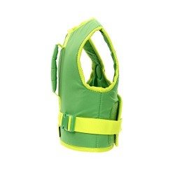 Kids Learn to Cycle Bike Harness BikyBiky Cycle Safety Vest Green