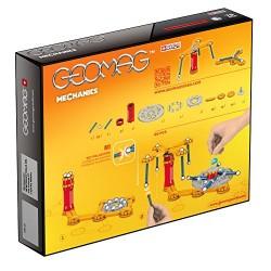 GEOMAG 725 Mechanics Magnetic Construction Set (78