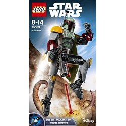 LEGO UK 75533 Star Wars Boba Fett Building Block