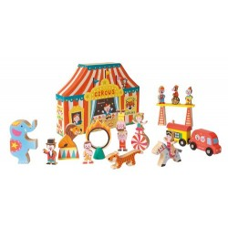 Janod Circus Small Play World