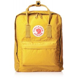 Fjällräven Waterproof Kanken Unisex Outdoor Hiking Backpack available in Yellow
