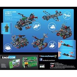 K'NEX Combat Crew 5