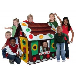 Bazoongi Gingerbread Play Tent