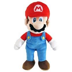 Nintendo 25cm Super Mario Bros Plush Sanei Mario