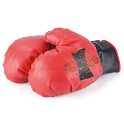Toyrific Children's Large Punch Bag with Gloves