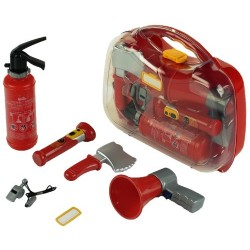 Theo Klein 8982 Fireman Case Set
