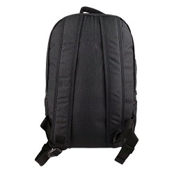 Superdry Surplus Goods Multizip Montana, Men's Backpack, Nero (Black), 30.0x45.0x15.0 cm (W x H L)