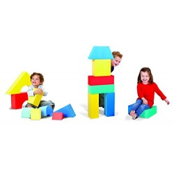 Edushape Giant Foam Blocks Construction Toy