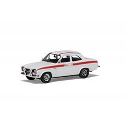 Corgi VA09519 Ford Escort Mk1 Mexico 60th Anniversary Collection Model, Diamond White
