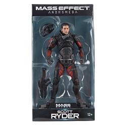 Mass Effect 12013 Andromeda Scott Ryder Action Figure