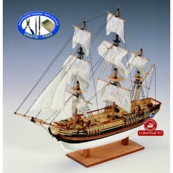 Constructo Construction Building Kit HMS Bounty 1