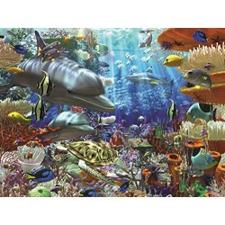 Oceanic Wonders 3000 Piece Puzzle