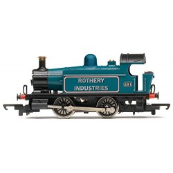 Hornby Gauge Railroad Rothery Industrial 101 Class Locomotive