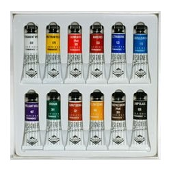 Daler Rowney Designers Gouache Introduction Set 15ml (Pack of 12)
