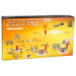 Geomag Mechanics Magnetic Construction Set (146
