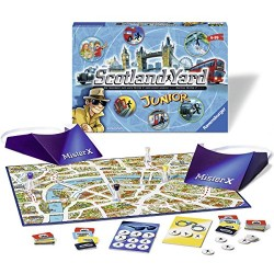 Ravensburger Spieleverlag RAV22289 Scotland Yard Junior Board Game