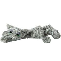 Manhattan Toy Lavish Lanky Cats Slate Grey Shadow 35.6cm Plush