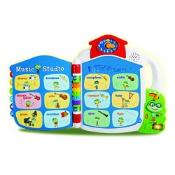 LeapFrog 602303 Tad's Get Ready Preschool Book