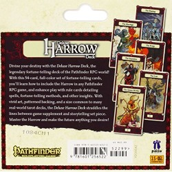 Pathfinder Campaign Cards Deluxe Harrow Deck