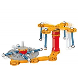 Geomag Mechanics Magnetic Construction Set (86