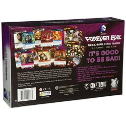 Cryptozoic DC Deck Building Card Game Forever Evil