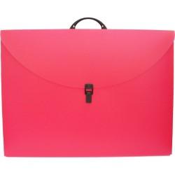 West A2 Art Folder (Pink)