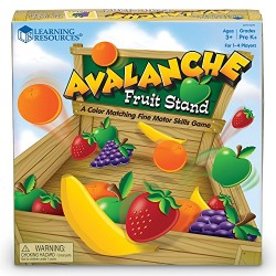 Avalanche Fruit Stand Colour & Fine Motor Skills Game
