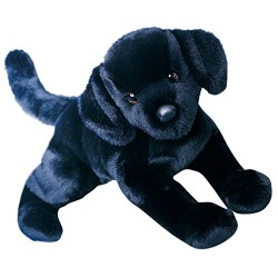Cuddle Toys 1805 41 cm Long Chester Black Labrador Plush Toy