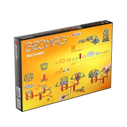 Geomag Mechanics Magnetic Construction Set (222