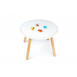 Tidlo wood Safari Animal Table, 60 x 43 cm