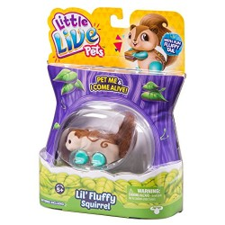 Little Live Pets 28375 Donutty Fluffy Friends Toy