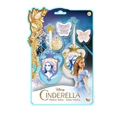 Cinderella Walkie Talkies