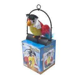 Pirate Pete The Repeat Parrot