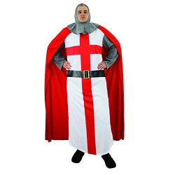 I Love Fancy Dress ILFD4523L Men's Knight Costumes (Large)